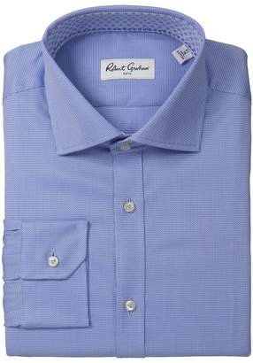 Robert Graham Fancy Dress Shirt Men's Long Sleeve Button Up