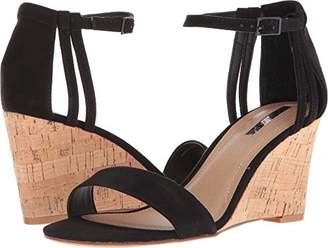 Tahari Women's TA-Farce Wedge Sandal