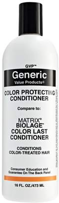 Biolage Generic Value Products Color Protecting Conditioner Compare to Matrix Color Last Conditioner