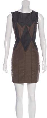 Reed Krakoff Silk Sleeveless Dress