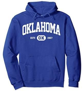 Oklahoma Sweatshirt Retro Vintage Oklahoma Hoodie Gifts