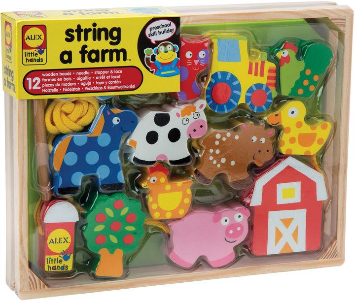 ALEX TOYS ALEX Toys Little Hands String A Farm