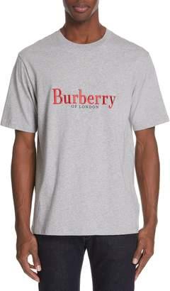 Burberry Lopori Logo T-Shirt