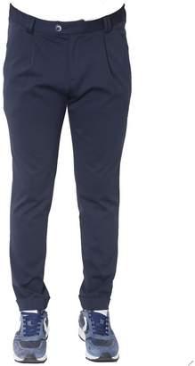 Alessandro Dell'Acqua Trousers With Pleats