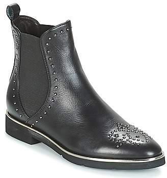 JB Martin PENSEE women's Mid Boots in Black