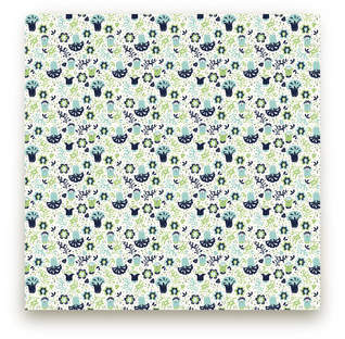 Bell Floral Fabric
