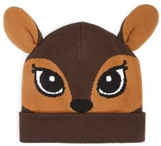 Forever 21 Deer Knit Beanie