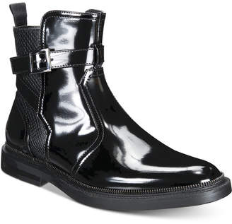 INC International Concepts I.n.c. Men's Knight Boots, Created for Macy's Men's Shoes