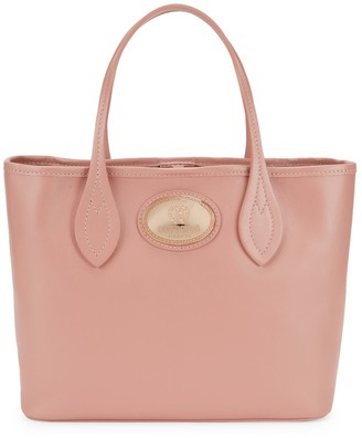 Roberto Cavalli Leather Box Tote