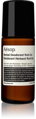 Aesop Women's Herbal Deodorant Roll-On 50ml