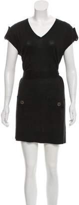 Anne Fontaine Sleeveless Mini Dress