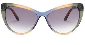 B Brian Atwood Women&s Acetate Cateye Sunglasses $195 thestylecure.com