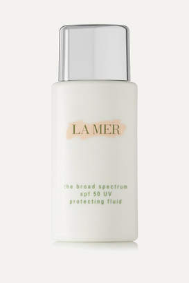 La Mer - The Broad Spectrum Spf50 Uv Protecting Fluid, 50ml - Colorless
