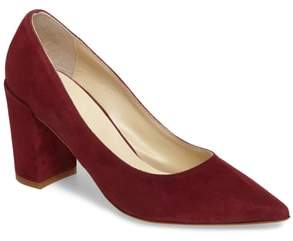 Butter Shoes Shoes Kay Block Heel Pump