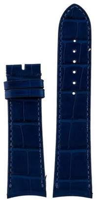 Piaget 22mm Alligator Watch Strap