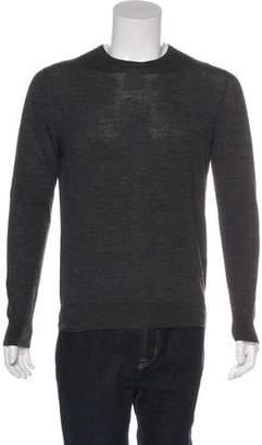 Prada Crew Neck Wool Sweater