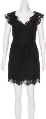 Joie Lace Mini Dress