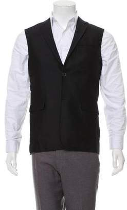 Marni Two-Button Wool Vest