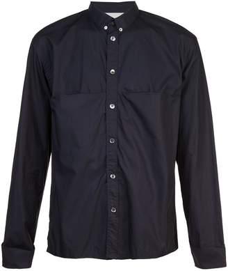 Stephan Schneider chest slit pocket shirt