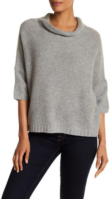 Loma Paula Wool Cashmere Blend Dolman Sweater $260 thestylecure.com