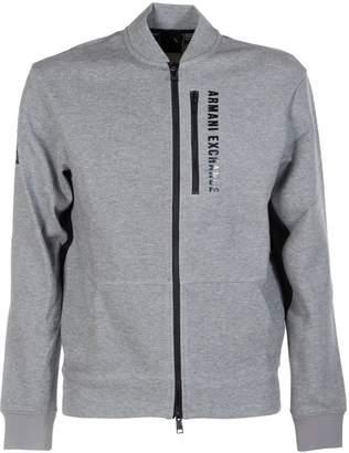 Armani Collezioni Zipped Jacket