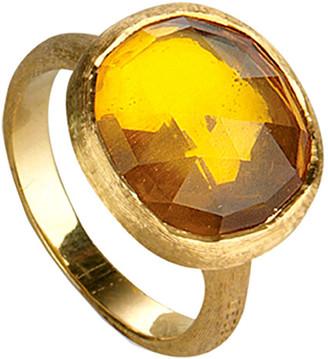 Marco Bicego Jaipur Color 18K Citrine Ring