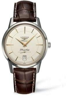 Longines Flagship Heritage 38MM Automatic Watch
