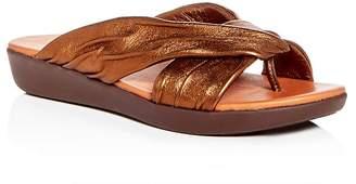 FitFlop Women's Twine Platform Thong Sandals