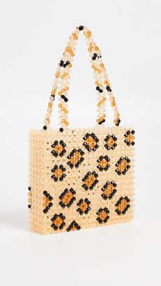 Susan Alexandra Leopard Bag