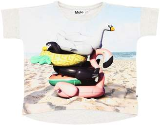 Molo Beach Floaties Cotton Interlock T-Shirt