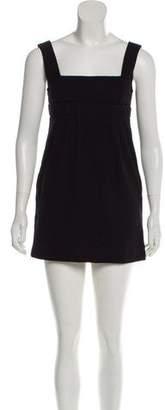 Diane von Furstenberg Knit Empire Waist Dress