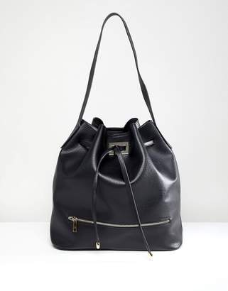 Park Lane Shoulder Bag With Hardware
