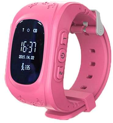 Generic Kids Q50 Accurate Tracker SOS Emergency Anti-Lost Smart Watch For Android