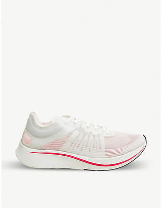 Nike Zoom Fly mesh trainers
