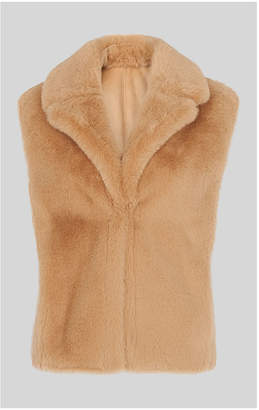 Whistles Faux Fur Gilet