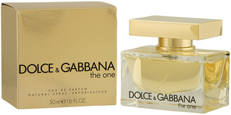 Dolce & Gabbana Women's The One 1.6Oz Eau De Parfum Spray
