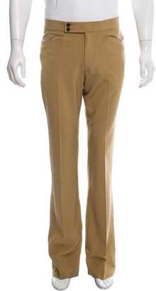 Prada Wool-Blend Dress Pants w/ Tags