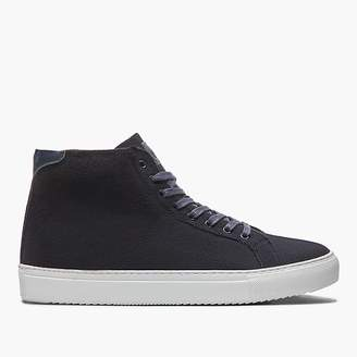 J.Crew GREATS® Royale high-top sneakers in blue wool