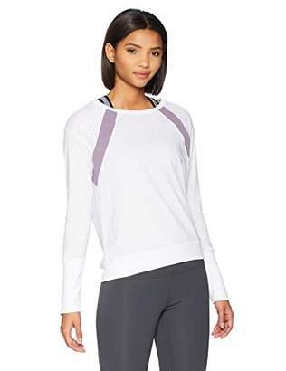 Maaji Women's Seeker Solid Long Sleeve Top