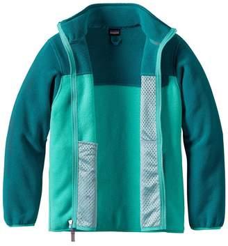 Patagonia Girls' Lightweight Synchilla® Snap-T® Fleece Jacket