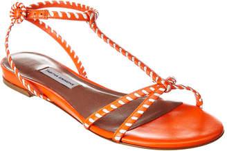 Tabitha Simmons Cassia Leather Sandal