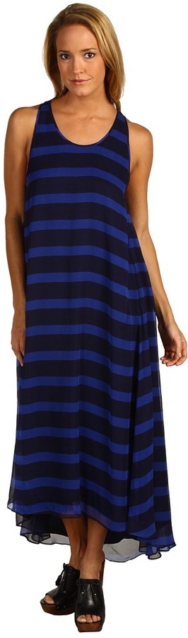 Halston Heritage - Asymmetrical Hem Dress