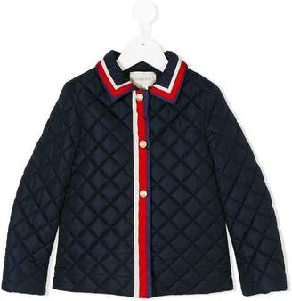 Gucci Kids buttoned jacket