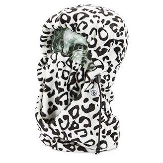 Volcom Women's Advent Pullover Neck Warmer Hoodie