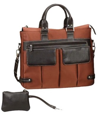 Bellino RUST EURO LADIES TOTE