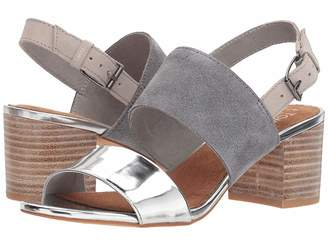 3f8faee770a Toms Rubber Heel Women s Sandals - ShopStyle