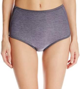 Vanity Fair Women's Body Shine Illumination Brief Panty 13109