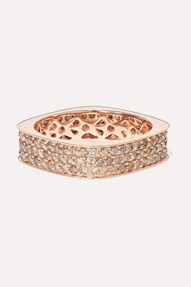 Ofira - 18-karat Rose Gold Diamond Ring