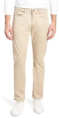 Paige Lennox Slim Fit Five-Pocket Pants