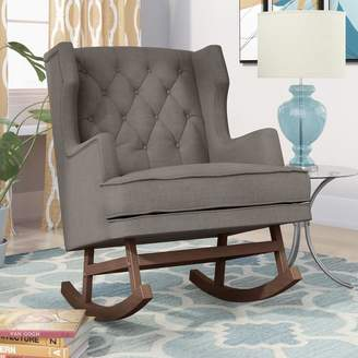 Harriet Bee Myrna Rocking Chair